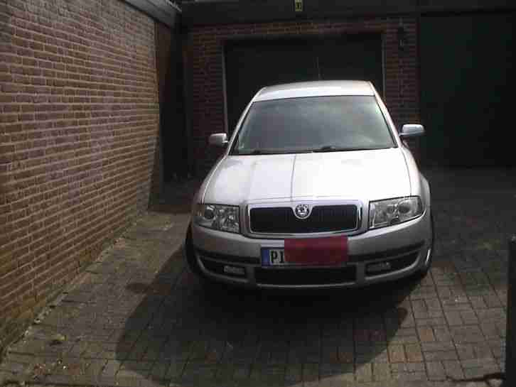 SUPERB 2.0 TDI 140 PS 2005