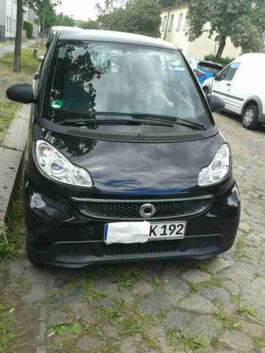 SMART 451 FORTWO COUPE MHD Bj.2013