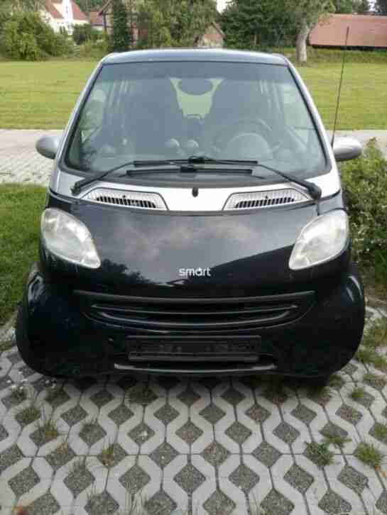 SMART City Coupe 450