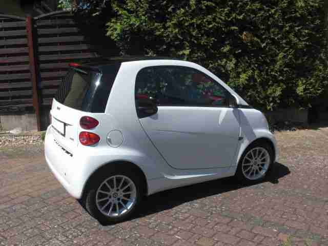 smart fortwo coupe mhd passion 52 kw automatik grosse. Black Bedroom Furniture Sets. Home Design Ideas