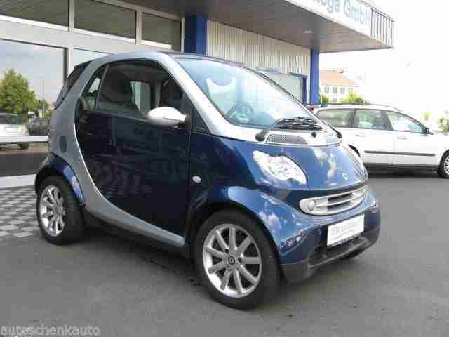 FORTWO COUPE SOFTTOUCH PASSION 1HD 25TKM