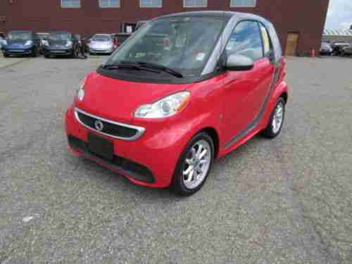 SMART ForTwo Electric Drive, BJ. 07 14