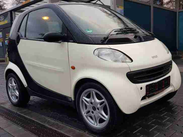SMART450 FORTWO TURBO STANDHEIZUNG MOTOR TIP TOP