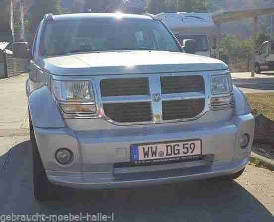 suv dodge nitro 2 8 allrad bj 2008 diesel angebote dem auto von anderen marken. Black Bedroom Furniture Sets. Home Design Ideas