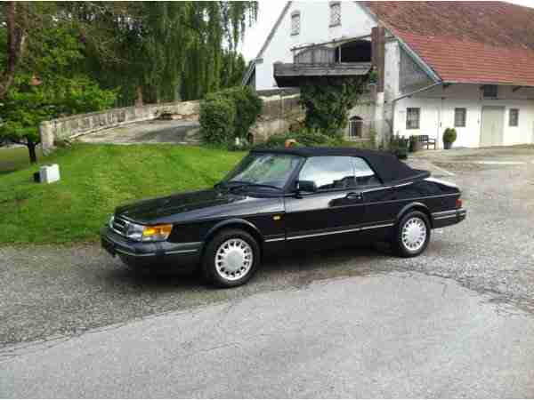 900 16V Turbo Cabrio BJ 1987, 175 PS, 1.Hand,
