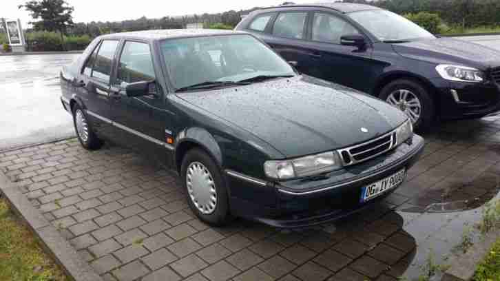 saab 9000 cd 2 0 lpt swiss edition tolle angebote in saab. Black Bedroom Furniture Sets. Home Design Ideas