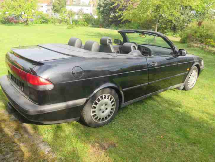 Saab Cabrio 900 II Turbo 222 PS der absolute Renner!