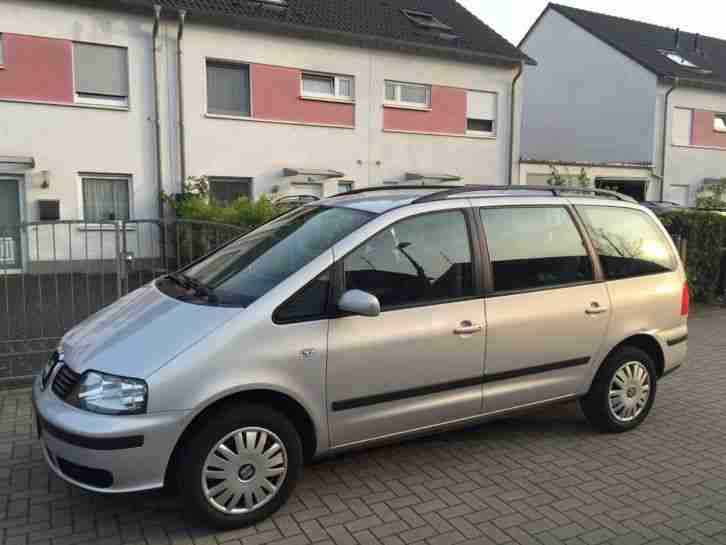 seat alhambra 1 9 tdi dpf 7 sitze autos f r verkauf. Black Bedroom Furniture Sets. Home Design Ideas