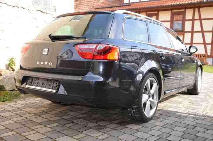 seat exeo 2.0 tdi sport kombi xenon bose • - autos für verkauf marke