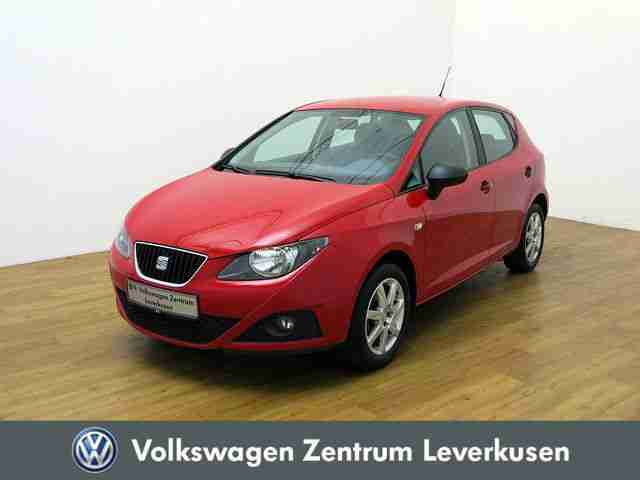 seat ibiza 1 2 12v reference klima tolle angebote in seat. Black Bedroom Furniture Sets. Home Design Ideas