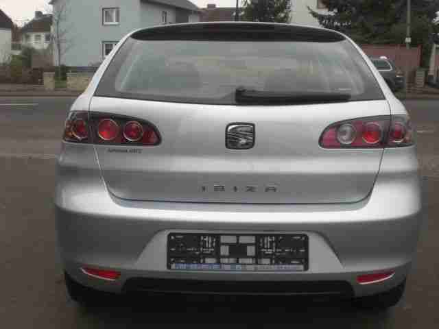 Seat Ibiza 1.4 16V Best of 1.HAND EAC ALU SR WR TEMPO