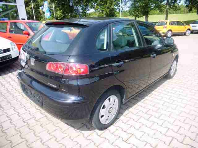 seat ibiza 1 4 16v reference tolle angebote in seat. Black Bedroom Furniture Sets. Home Design Ideas