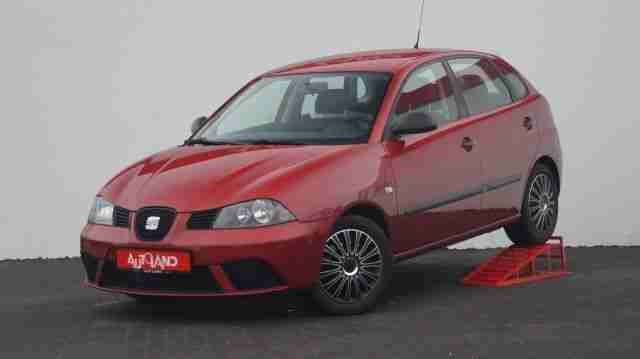 seat ibiza 1 4 16v reference autos f r verkauf marke seat. Black Bedroom Furniture Sets. Home Design Ideas