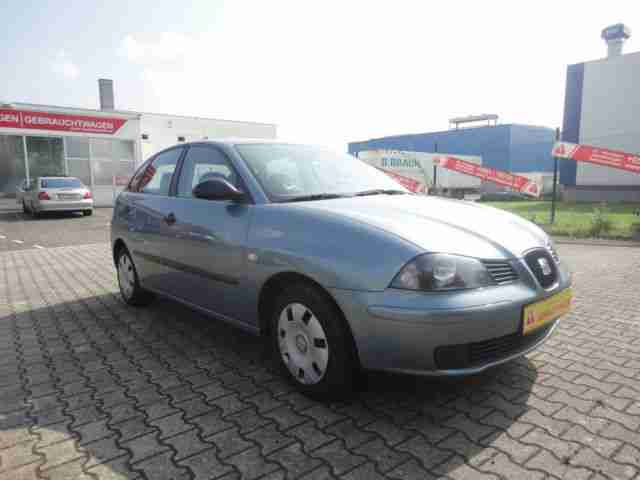 Seat Ibiza 1.4 16V Reference *Klima CD Winter. TÜV*