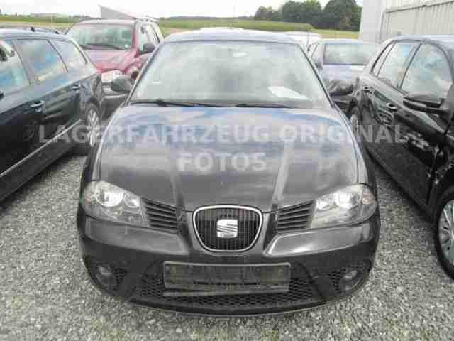 Ibiza 1.4 16V Sport Edition Klima ALU CD MP3