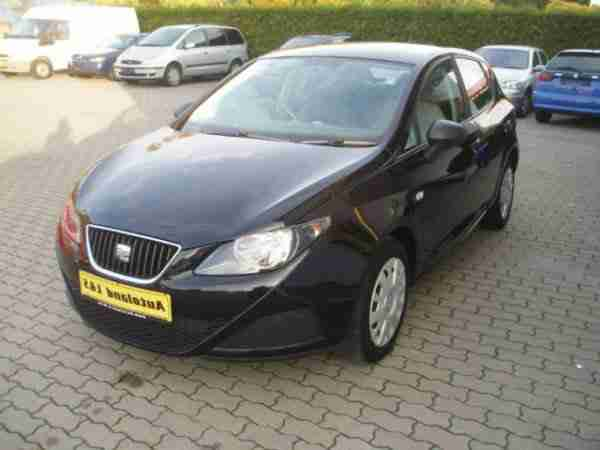 seat ibiza 1 4 reference klima 1 hand tolle angebote in. Black Bedroom Furniture Sets. Home Design Ideas