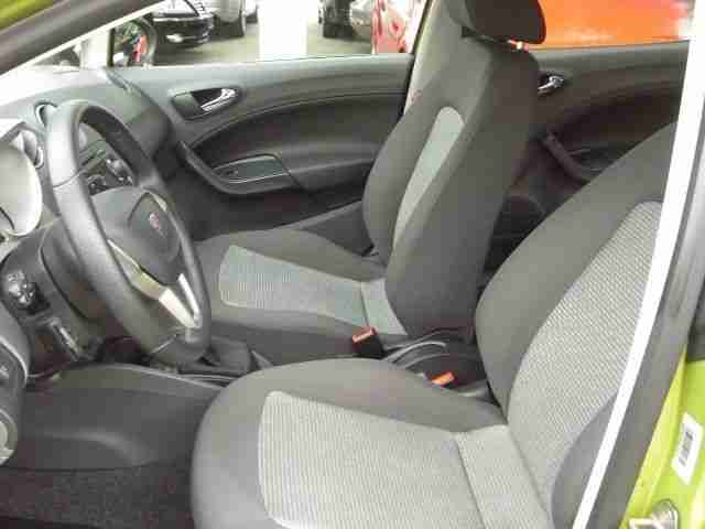 seat ibiza 1 4 stylance style klima autos f r verkauf. Black Bedroom Furniture Sets. Home Design Ideas