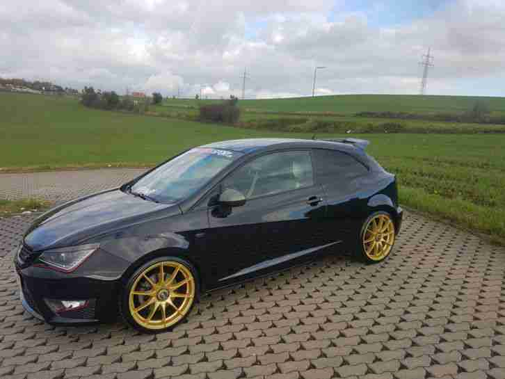 seat ibiza 6j cupra einzelst ck milltek autos f r verkauf marke seat. Black Bedroom Furniture Sets. Home Design Ideas