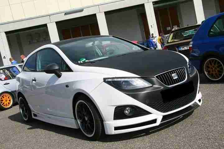 seat ibiza 6j cupra interieur tolle angebote in seat. Black Bedroom Furniture Sets. Home Design Ideas