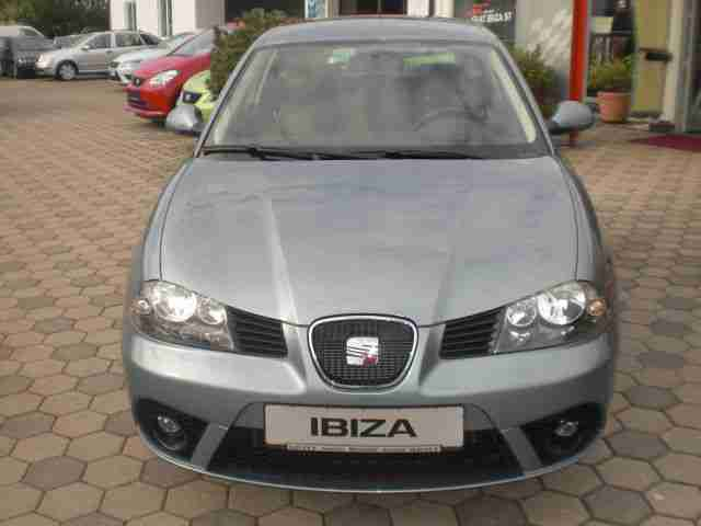 Seat Ibiza Comfort Edition 1.4 63 KW 86PS