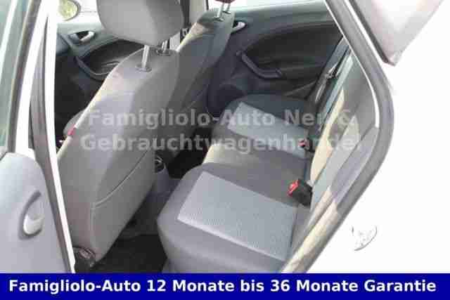 Seat Ibiza Lim. Stylance / Style*AUX*Gepfelgt*Euro5