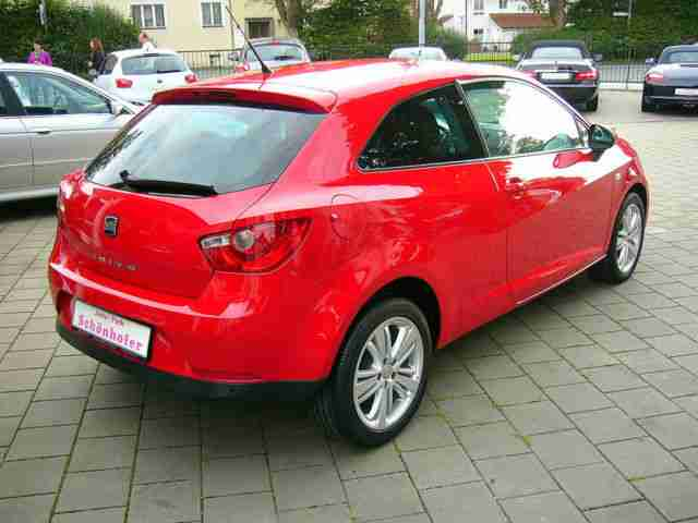 Seat Ibiza SC 1.4 16V Good Stuff org.33'Km PDC 1.Hd.