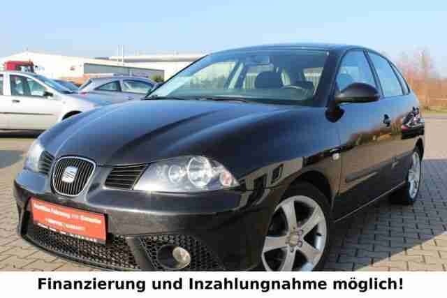 seat ibiza sport edition klimaanlage lpg autos f r verkauf marke seat. Black Bedroom Furniture Sets. Home Design Ideas