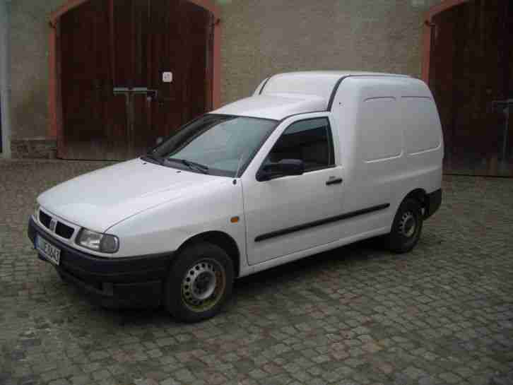 Inca , VW Caddy ideales Winterauto