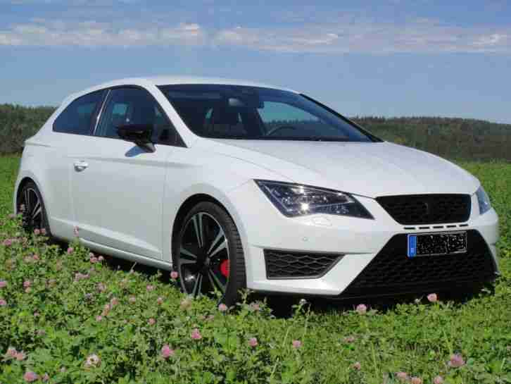 seat leon 5f cupra 280 top einzelst ck autos f r verkauf marke seat. Black Bedroom Furniture Sets. Home Design Ideas