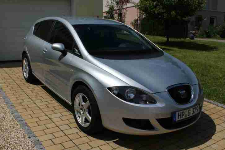 seat leon 1p mit lpg autos f r verkauf marke seat. Black Bedroom Furniture Sets. Home Design Ideas