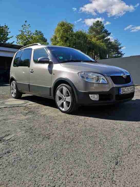 Skoda Roomster Scout plus Edition 1.6 16V