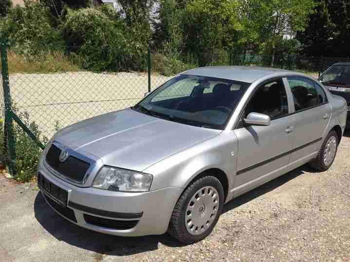 SuperB 1, 9 TDI 130 PS 2004