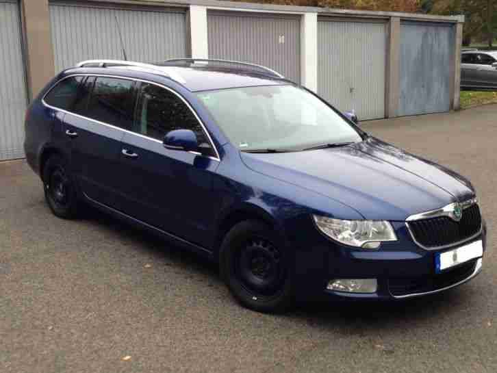 Superb II 2.0 TDI DSG (TAXI)