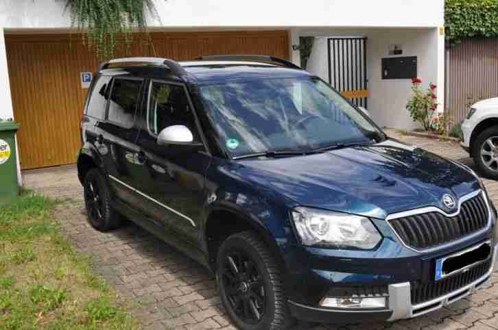 Skoda Yeti Outdoor 2. 0 TDI 4x4 Adventure 150 PS