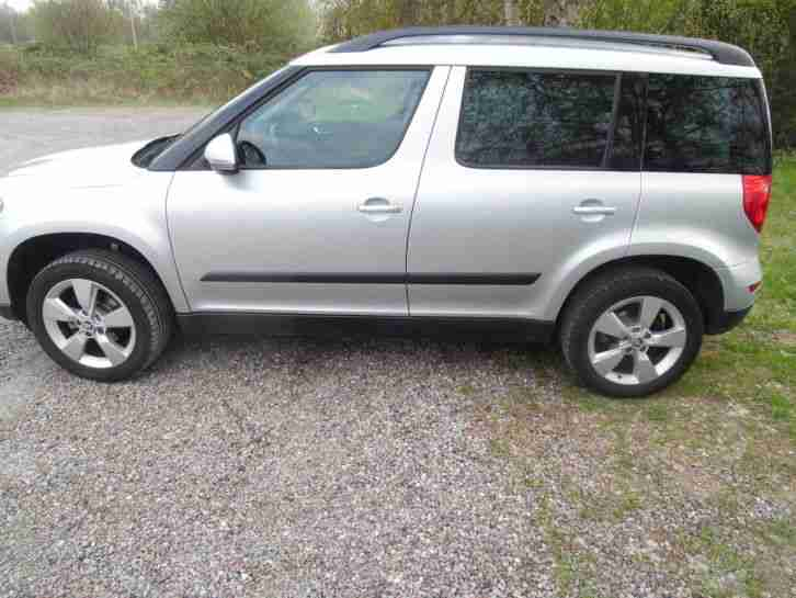 Yeti Outdoor 2.0 TDI Active