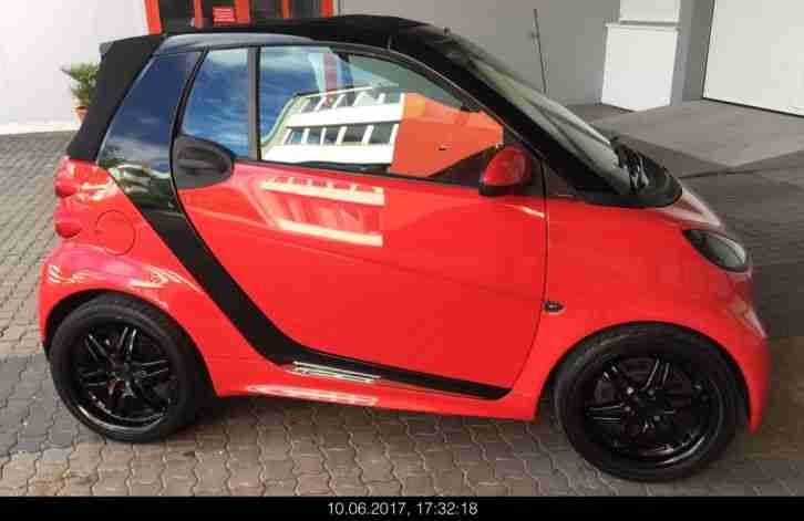 smart 451 fortwo cabrio brabus rennsemmel mit grosse menge von smart fahrzeugen. Black Bedroom Furniture Sets. Home Design Ideas