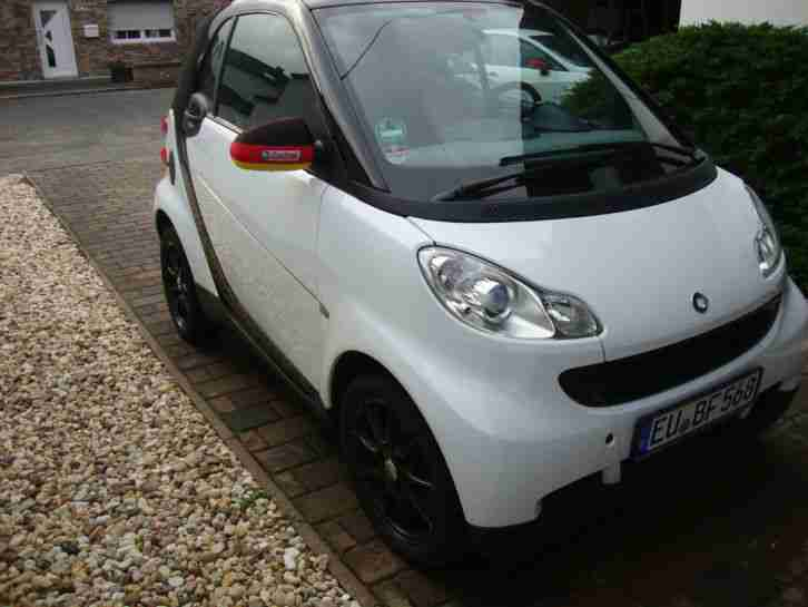 451 fortwo Coupe mhd mit neuem Motor 71PS