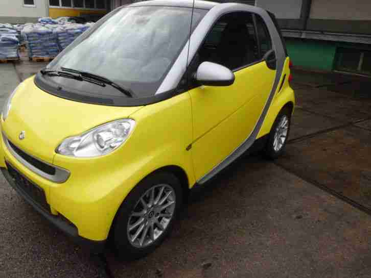 Smart 451 fortwo passion 1. Hd EZ 2008 68T km