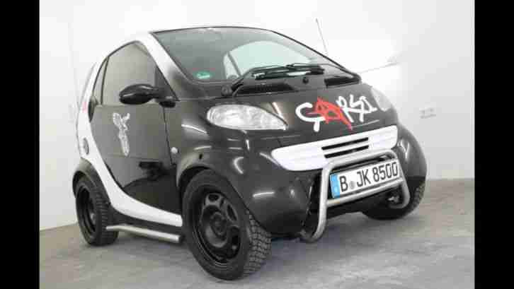 Smart BRABUS Limited Edition BESIKTAS