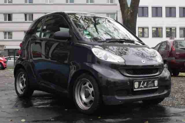 Smart COUPE MHD