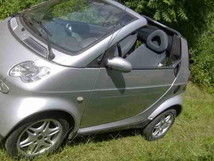 smart cabrio 450 bj 06 2003 austausch motor 45 grosse. Black Bedroom Furniture Sets. Home Design Ideas