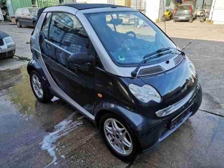 smart gebrauchtwagen alle smart cabrio g nstig kaufen. Black Bedroom Furniture Sets. Home Design Ideas