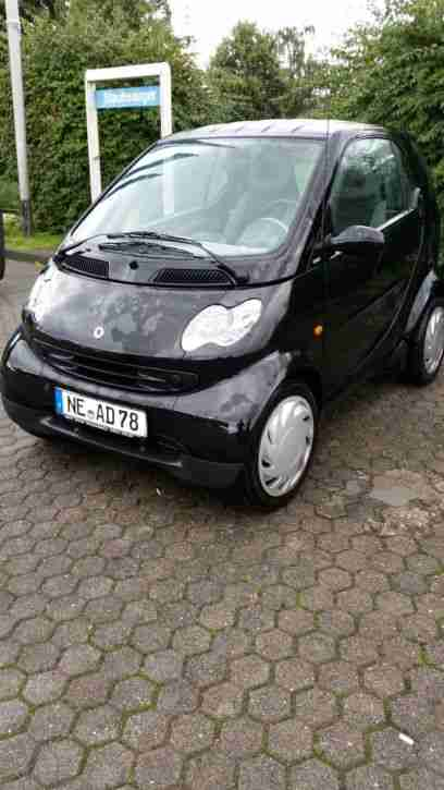 Cdi ForTwo Klima Top Gepflegt Black Jack Edition