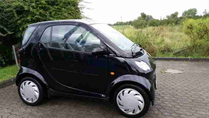 Smart Cdi ForTwo Klima Top Gepflegt Black Jack Edition