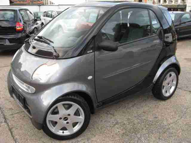 Smart Coupe (MC01) Pulse 71600 Km 1 Halter incl. MwSt.