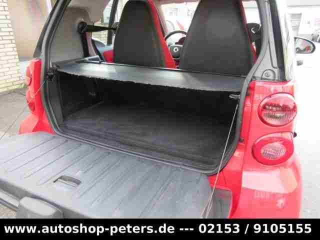 Smart FORTWO COUPE 1.0 SOFTOUCH PASSION MHD KLIMA