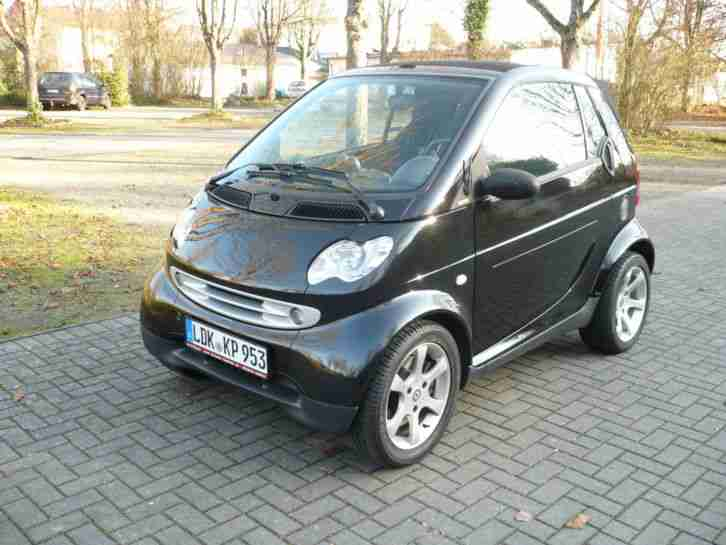 Smart For Two 450 Cabrio cdi Steuergerät