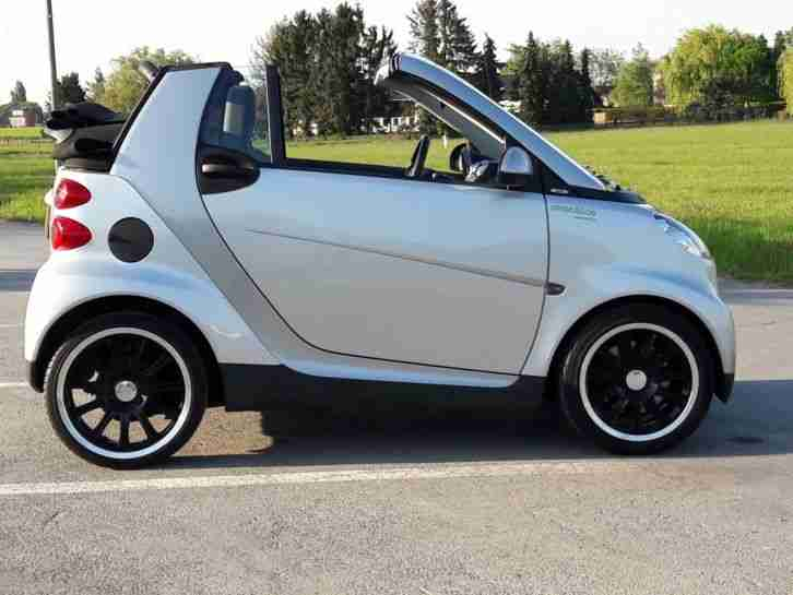 Smart For Two 451 Pulse Cabrio 117PS