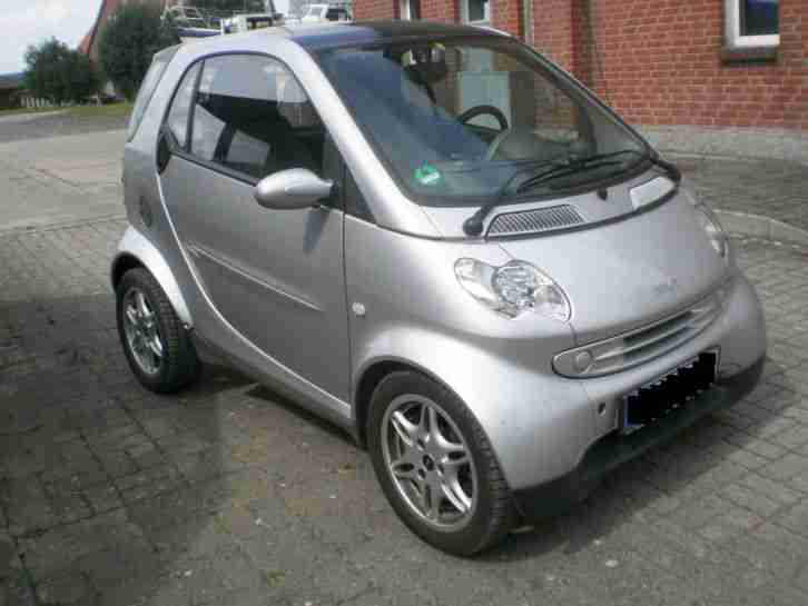 Smart For Two City Coupe Facelift Motorschaden