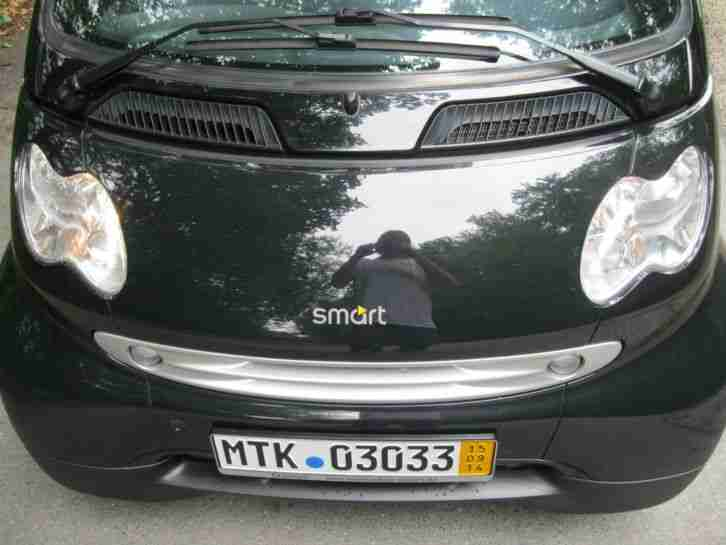 Smart For Two Motor Kupplung neu Tüv/Au neu Sep 2016